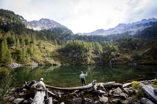 @Roberto Bragotto - Photographer - Trentino Marketing - Fishing