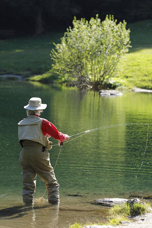 Fishing Trentino - Val di sole